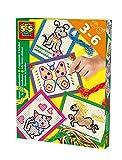 Best Creatividad para Niños Juegos Para 6 años de la - SES Creative - Aprendo a Bordar, Kit de Review
