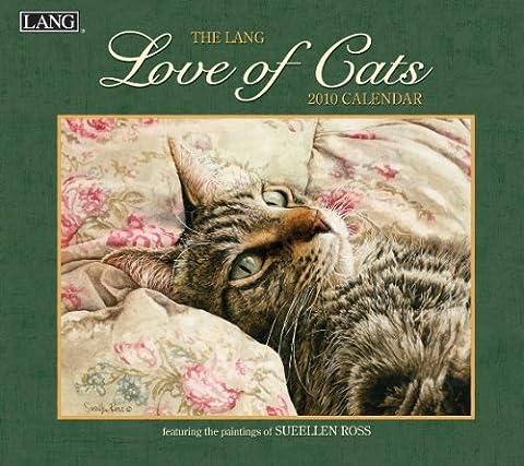Love Of Cats 2010 Wall Calendar
