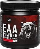 nu3 EAA Pulver - 400 g Watermelon Powder - mit allen 8 essentiellen Aminosäuren - 4,6 g EAA pro Portion - Geschmack Wassermelone - Vegan & ohne Zuckerzusatz - gute Löslichkeit - erfrischende Flavors