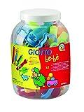 GIOTTO Be-Bè 464700–Emporte-pièces, couleurs assorties...