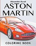 Aston Martin Coloring Book