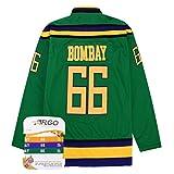 aflgo Bombay 66Enten Hockey Jersey enthalten Set Armbänder XXXL FC Schalke 04, grün