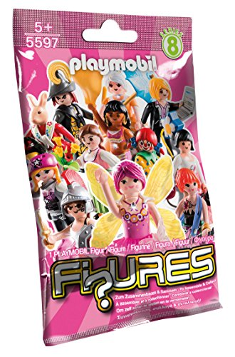 PLAYMOBIL 5597 - Figures Girls, Serie 8