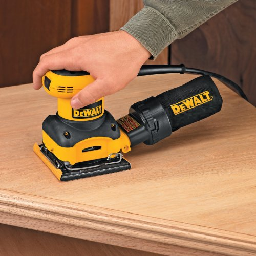 DeWalt D26441 Palm Sander 1/4 Sheet 240 Volt (D26441-GB)