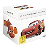 Disney Pixar Collection [Blu-ray] [Limited Edition]