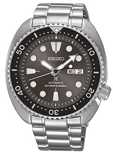 Seiko Prospex Sea Automatik Herren-Taucheruhr New Turtle SRPC23K1