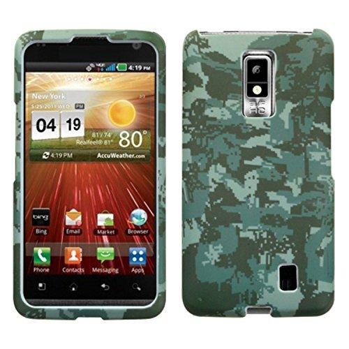 MYBAT lgvs920hpclz766np Lizzo Durable Schutz Fall für LG Spectrum VS920-1Pack-Retail Verpackung-Digital Camo/grün -