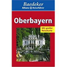 Baedeker Allianz Reiseführer Oberbayern