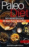 Best Paleo Recipes - Paleo Diet: The 4 weeks challenge 30 days Review