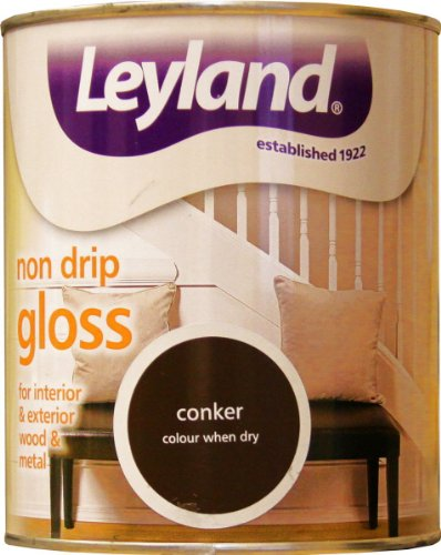 leyland-oil-based-paint-non-drip-gloss-conker-750ml