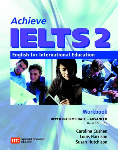 Achieve IELTS 2 - Workbook + Audio CD: English for International Education: Upper Intermediate - Advanced (Band 5.5-7.5)