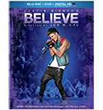 Justin Bieber's Believe [Blu-ray] [Import anglais]