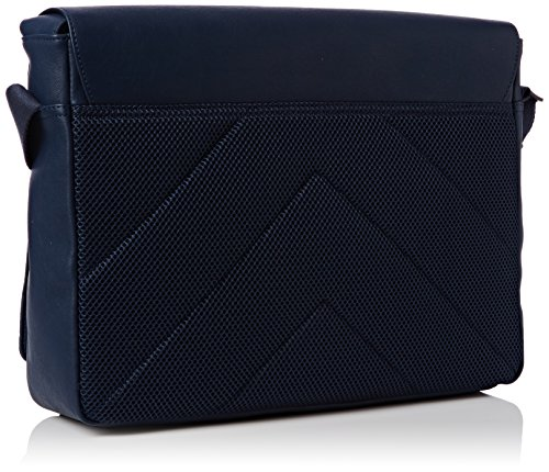 Calvin Klein - ASHTON MESSENGER WITH FLAP, Borse da uomo Blues