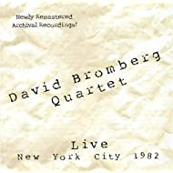 Live In New York City 1982