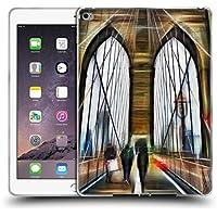 Ufficiale Haroulita Brooklyn Bridge Luoghi 2 Cover Morbida In Gel Per Apple iPad Air 2