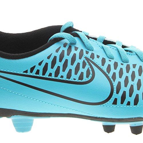 Nike  Magista Ola Fg, Chaussures de Football Compétition homme Azzurro/Nero