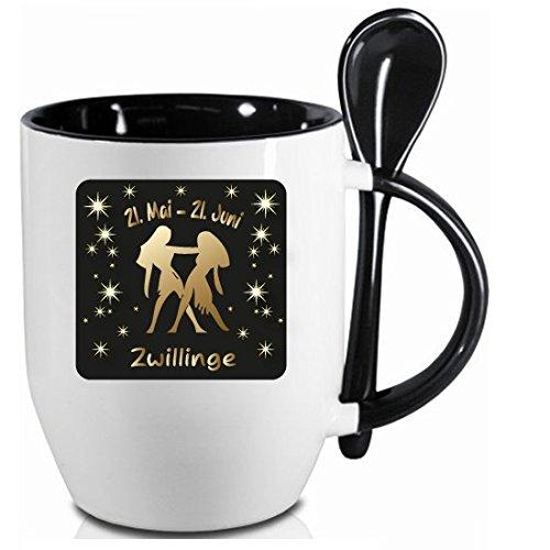 tazza-segno-zodiacale-gemelli-nero-cucchiaio-tazza-con-cucchiaio-in-ceramica-tazza-regalo-in-top-qua