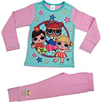 LOL Surprise Dolls Pyjamas for Girls Soft Cotton PJ Set