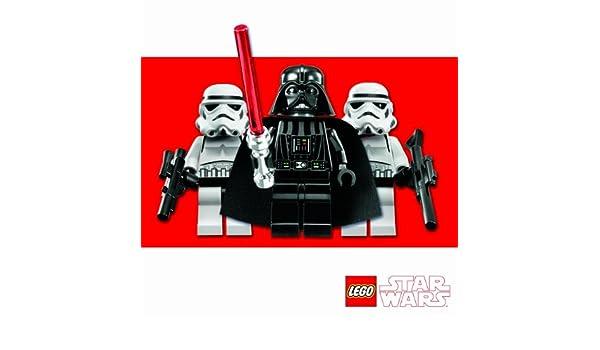 Lego Star Wars Ls006 Geburtstagskarte Amazon De Bürobedarf