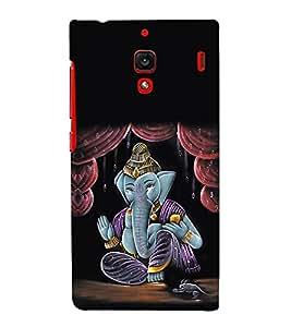 Fuson 3D Designer Back Case Cover For Xiaomi Redmi 1S