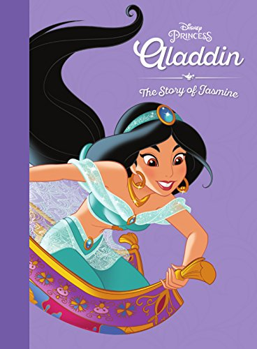 Disney Princess Aladdin: The Story of Jasmine (Movie Collection Storybook) (Magic Theif)