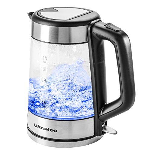 ultratec-331400000251-bluevita100-led-bollitore-dellacqua-2200-watt-17-litri-acciaio-inox-vetro