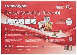 A4,8,3 * 11,7 Zoll zum Skizzieren geeignet,Markierungszeichnung 3 Pack Zeichenpapier block 30 Blatt Skizzenpapier 56 lbs //120gsm Arrtx Marker papier Leim gebundene K/ünstler Malerei Pad