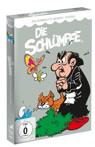 Die Schlümpfe - Die komplette Staffel 9 (4 DVDs)