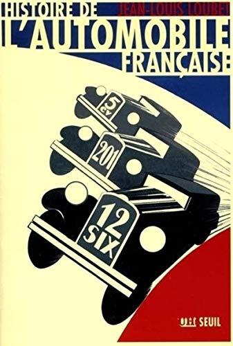Histoire de l'automobile française
