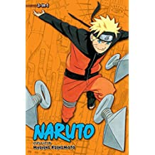 Naruto (3-in-1 Edition) Volume 12