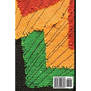 Kente African Print Fabric Journal
