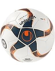 uhlsport Ball medusa Nereo, color blanco/azul/negro, 4, 100161501