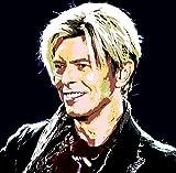 David Bowie -Quadro Moderne - Pop Art Effect (Format 60 x 60 cm)