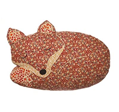 Sass & Belle Applique Sleeping Fox Cushion (With Inner) produced by Sass & Belle - quick delivery from UK.