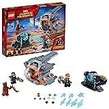 LEGO  Marvel Super Heroes Thors Waffenmission 76102 Superheldenspielzeug - LEGO