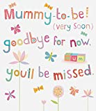 Mummy-to-Be Leaving To Have Baby Card