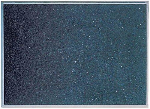 Einbau Granitfeld Galaxy Star in Edelstahlwanne 510 x325 mm