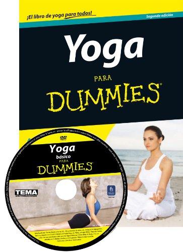 Pack Yoga para Dummies + DVD