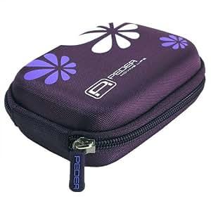 Hardcase Kameratasche lila für Canon PowerShot SX220
