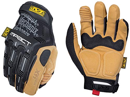 guanti mechanix mpact Mechanix Wear MP4X-75-010 Material4X M-Pact Guanti