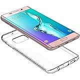 Samsung Galaxy S7 Edge Coque Silicone Housse De Protection Coque Transparent Coque En Silicone G935 G935F | Transparent