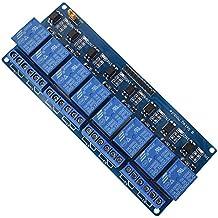 12V Módulo de relé de 8canales, 12V de 8canales relé Shield Módulo para Arduino UNO 25601280arm pic avr STM