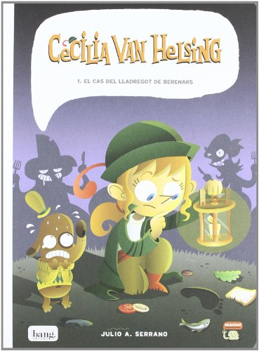 Cecília Van Helsing editado por Bang ediciones