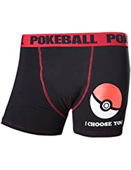 Pokemon Boxershorts -S- Poke Ball [import allemand]