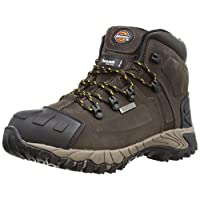 Dickies Unisex-Adult Medway S3 Safety Boots - EN safety certified