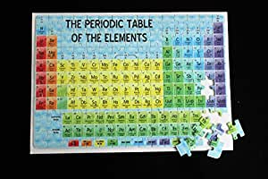Periodic table gcse a level revision jigsaw amazon toys games jigsaws puzzles jigsaw puzzles urtaz Image collections