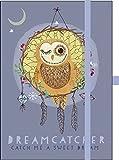 Premium Timer Big Dreamcatcher 2016: Buchkalender mit hochwertiger Folienveredelung und Prägung