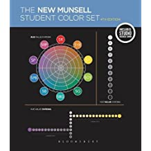 The New Munsell Student Color Set: Includes 12 Packs of Munsell Chips