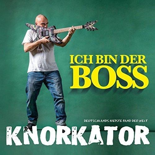 Ich Bin Der Boss (Grüne Schallplatte+CD) [Vinyl LP]