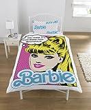 Barbie 'Pop Art' Single Bettbezug